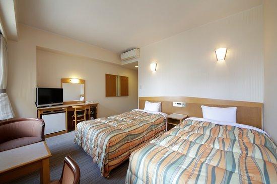 Nagoya B's hotel : ツインルーム