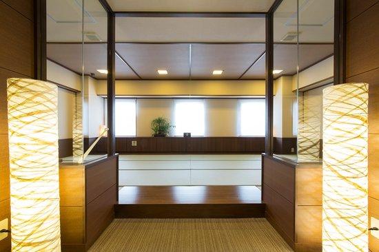 Nagoya B's hotel: 畳コーナー