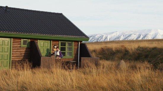 Hofsstadir Guesthouse: cabin 8
