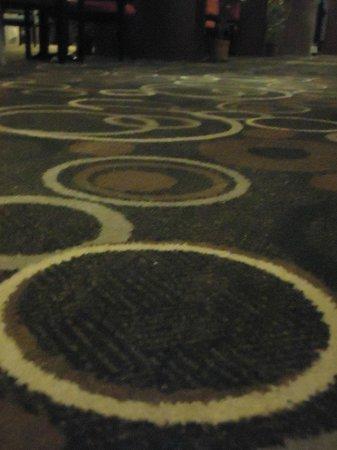 Ocean Paradise Hotel & Resort: carpets