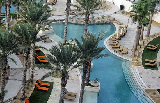 Grand Solmar Land's End Resort & Spa : Main Pool area