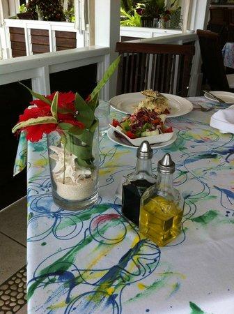 Tamanu on the Beach: Fantastic food