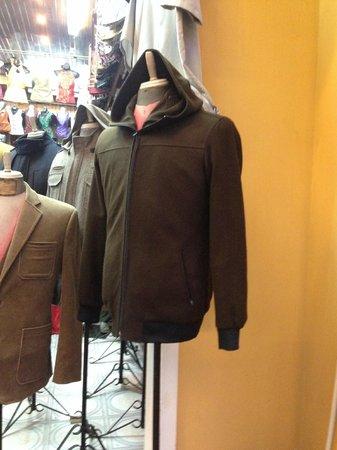 Cloth Shop Thanh Tu: La chaqueta