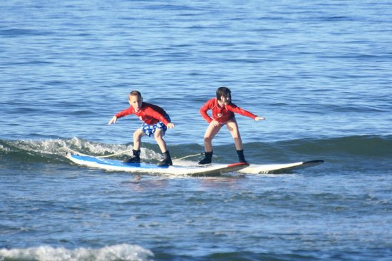 Maui Beach Boys: The race is on!