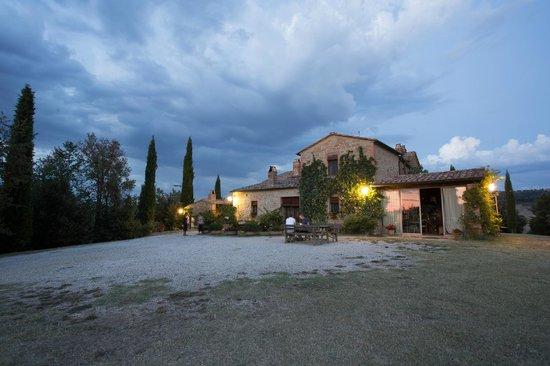 Agriturismo Cretaiole di Luciano Moricciani: The farmhouse