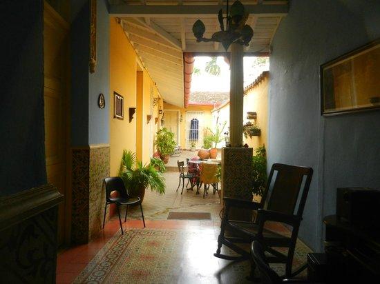 Casa Colonial 1830 : interno