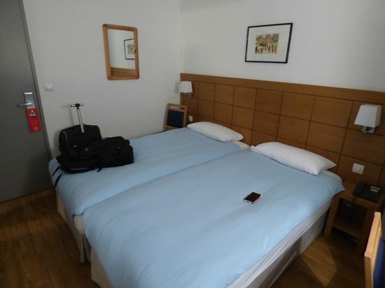 Comfort Hotel Strasbourg Ouest : Comfortable beds