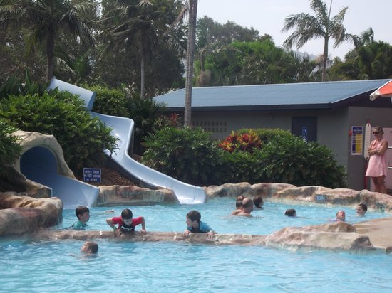 Park Beach Holiday Park: Fantastic Pool area
