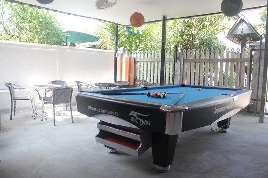 LPQ Backpackers Hostel : Pool