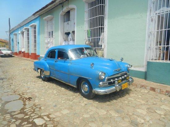 Casa Colonial 1830 : strada