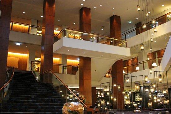 Lobby Picture Of Four Seasons Hotel Sydney Sydney