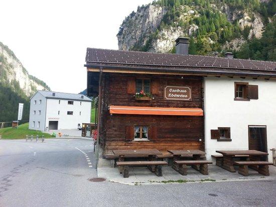 Ausserfererra, Suisse : Esterno
