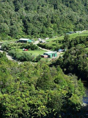 Bushaven: the campsite
