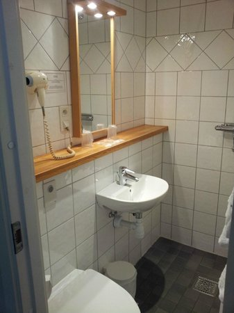 Langley Hotel Gustavia: bathroom