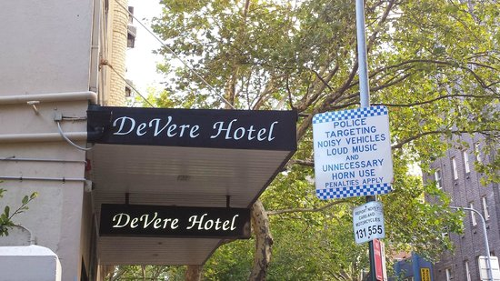 DeVere Hotel: Esterno Hotel