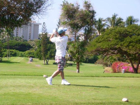 Kaanapali Golf Courses: カアナパリゴルフ カイコース