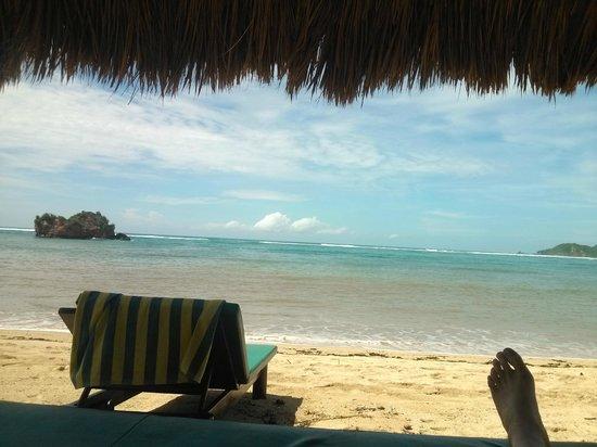 Novotel Lombok: Beach Huts