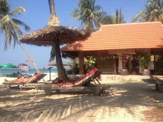 Mai House Resort: View from Sun lounger