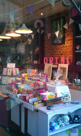 The Emporium: Also sweets and gifts at Emporium cafe