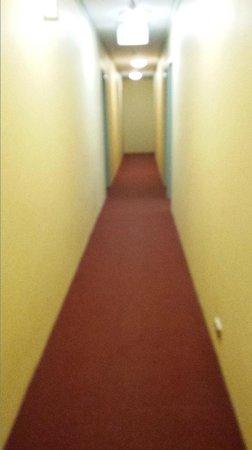 DeVere Hotel: Corridoio camere