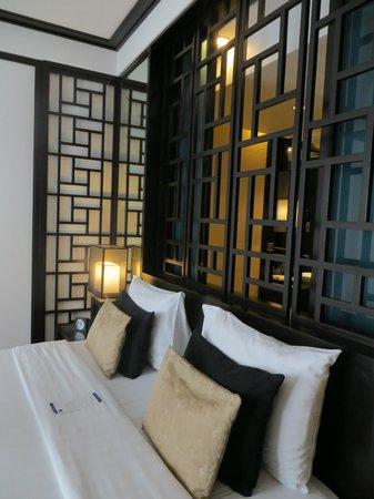 Novotel Ha Long Bay: 看得到浴室