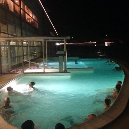 La Reserve Hotel Terme Centro Benessere: piscina esterna