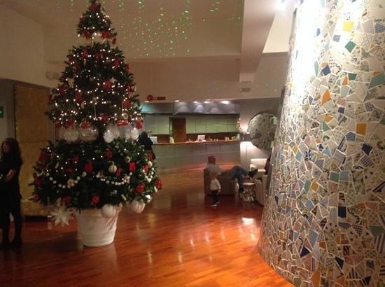La Reserve Hotel Terme Centro Benessere: la hall
