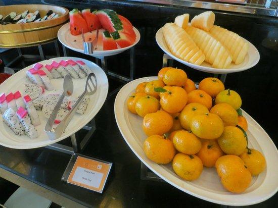 Novotel Ha Long Bay: 早餐