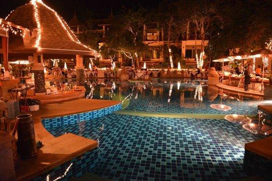 Crown Lanta Resort & Spa: Crow Lanta - Neujahrsfeier