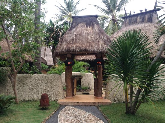 Novotel Lombok: Cottages