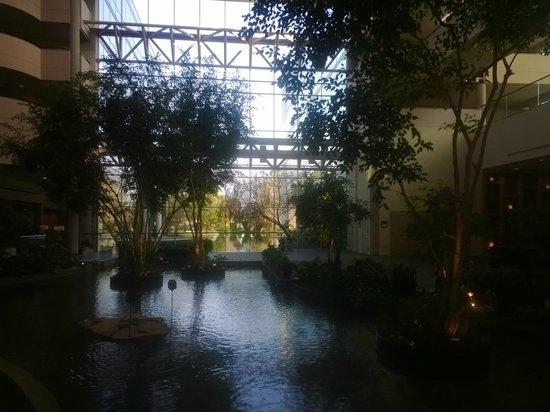 Omni Houston Hotel Westside: Lobby