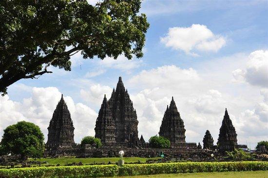 Temple de Prambanan : Stunning Prambanan Temples