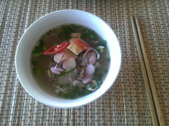 Thuan Tinh Island: Pho Bo Ha Noi