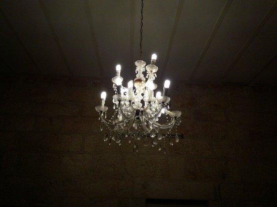 Bethlehem Youth Hostel : Lamp