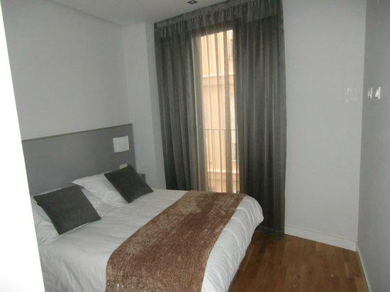Valenciaflats Catedral: Bedroom