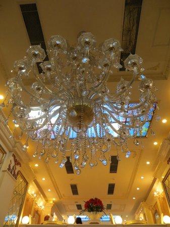 Angel Palace Hotel : Hotel Lobby