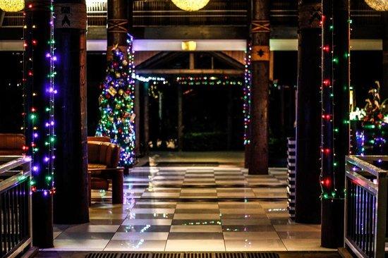 Tanoa Tusitala Hotel: Tanoa Festive Lights.