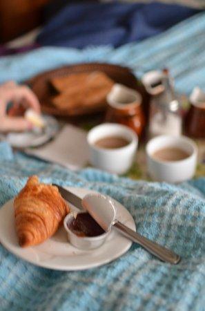 Ermitage Hotel Sacre-Coeur: Breakfast