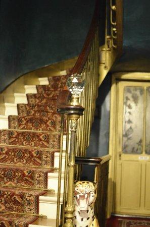 Ermitage Hotel Sacre-Coeur: Hall