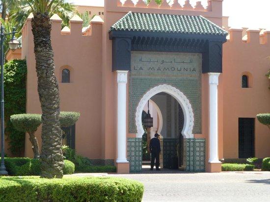 La Mamounia Marrakech : la porte du luxe