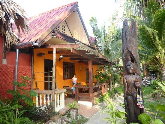 Na-Thai Resort: Bungalow