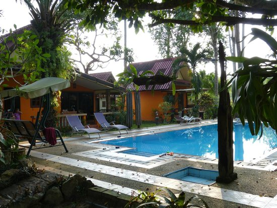 Na-Thai Resort: Poolbereich