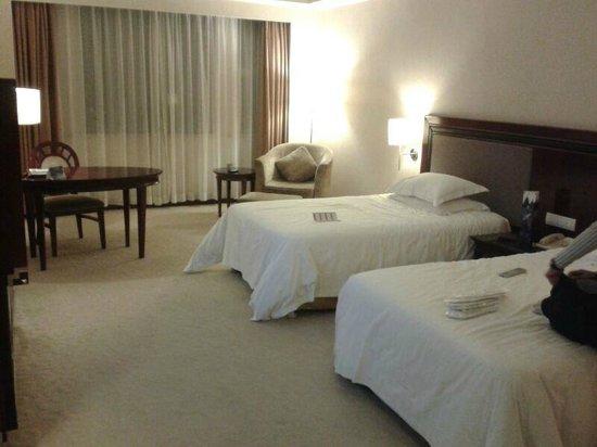 Yucca Hotel: Comfortable & Spacious Room