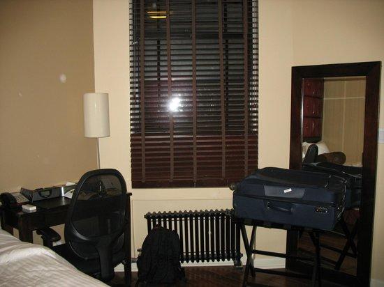 Hotel Belleclaire: Fenêtre