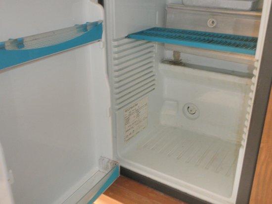 Continental Garden Reef Resort: Холодильник в номере