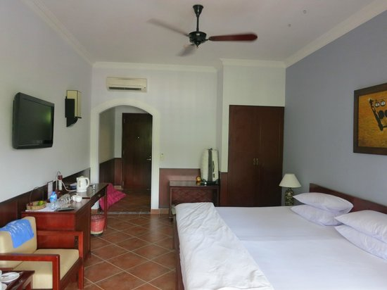 Amaryllis Resort & Spa: номер