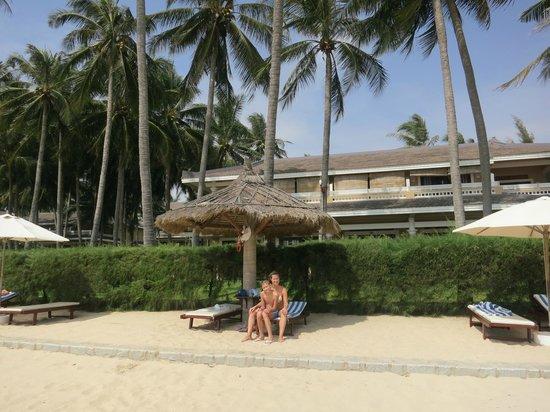 Amaryllis Resort & Spa: пляж