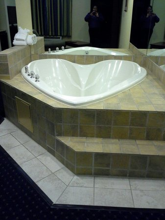 Elkridge, MD: Beautiful large Jacuzzi suite