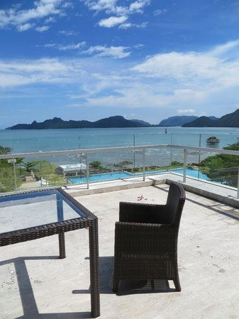 The Westin Langkawi Resort & Spa: View from Bar