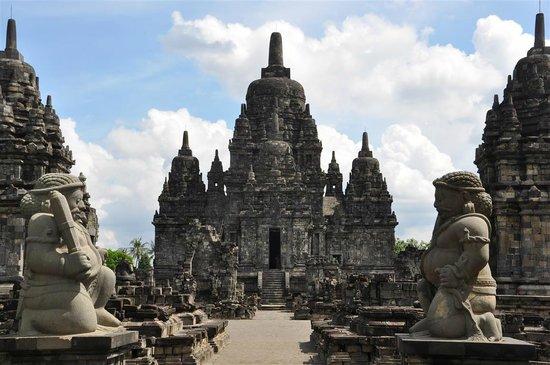 Candi Sewu (Sewu-Tempel): Sewu Temple